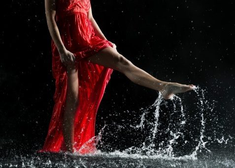 The Dancer In The Rain.